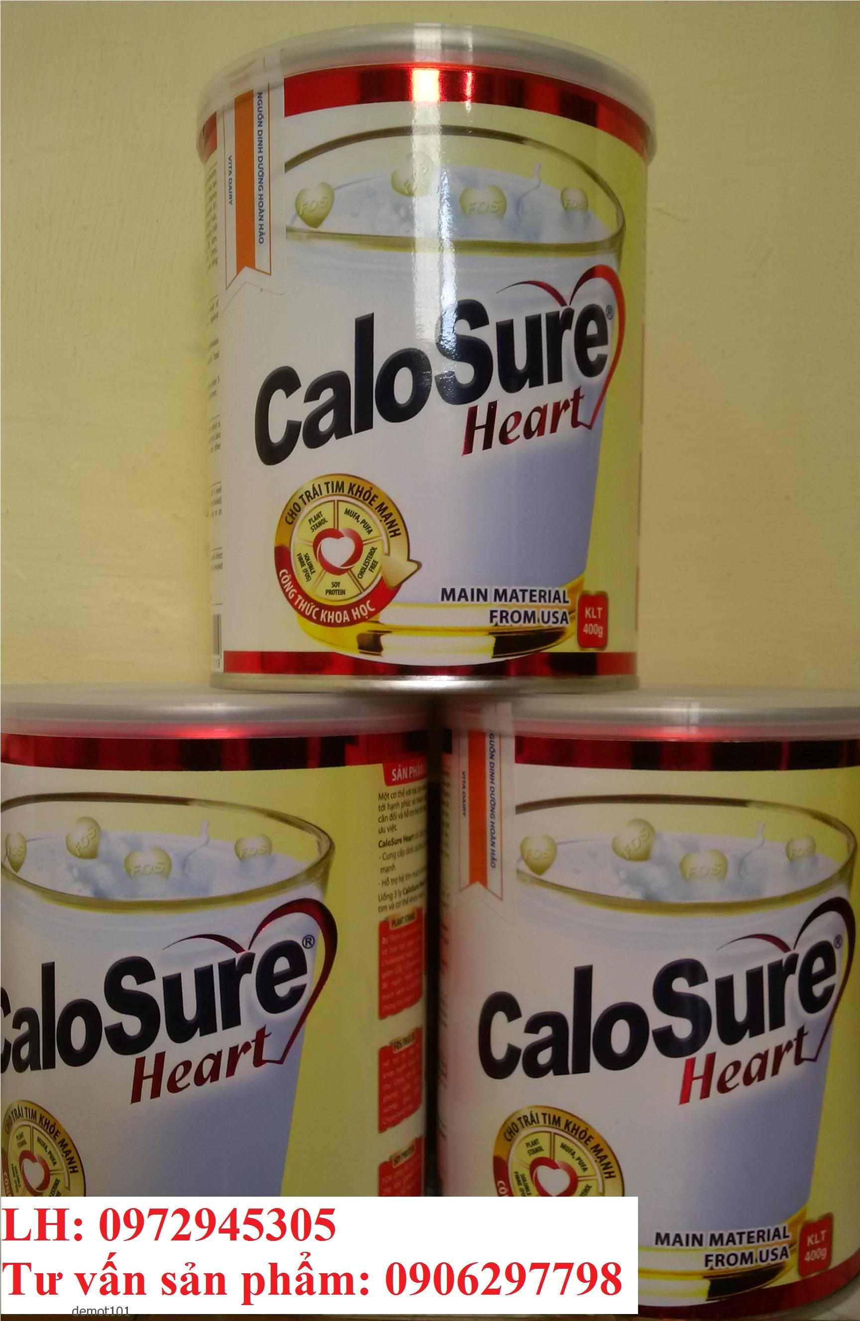 Sữa tim mach Calosure Heart