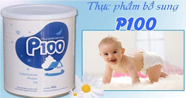 Sữa P100 Viện dinh dưỡng mua ở đâu