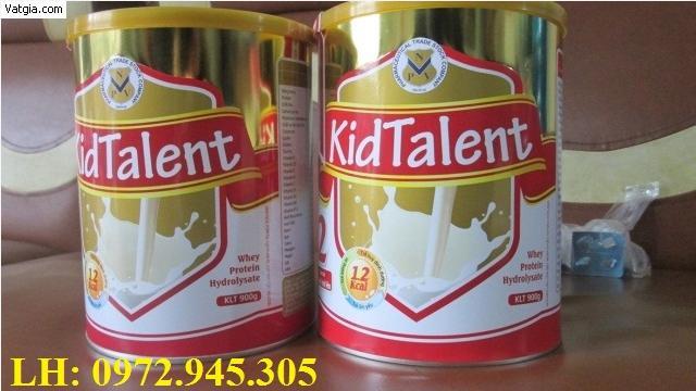 Mua sữa Kidtalent ở đâu, giá bao nhiêu?