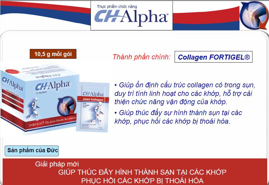 Mua thuốc CH Alpha ở đâu, giá bao nhiêu?