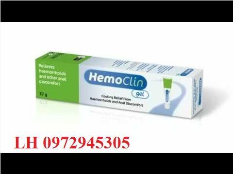 Mua thuốc bôi trĩ Hemoclin ở đâu, giá bao nhiêu?