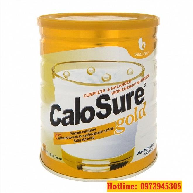 Mua sữa tim mạch Calosure gold ở đâu?