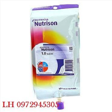 Nutrison Standard dinh dưỡng chuyên biệt qua ống thông