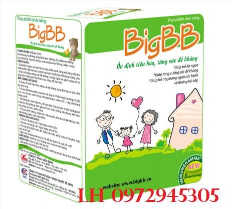 Cốm BigBB mua ở đâu, giá bao nhiêu?