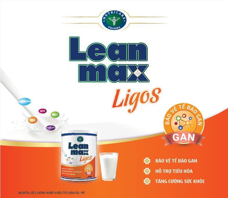 Sữa Leanmax Ligos cho bệnh nhân gan mua ở đâu, giá bao nhiêu?