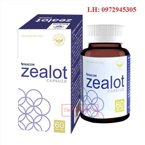 Thuốc Zealot mua ở đâu, giá bao nhiêu?