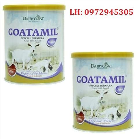 Sữa dê Goatamil Digest mua ở đâu, giá bao nhiêu?
