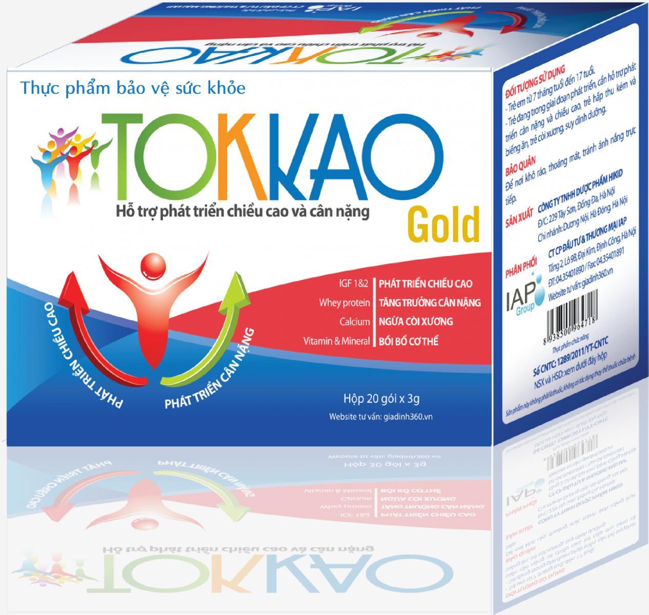Thuốc Tokkao mua ở đâu, giá bao nhiêu?