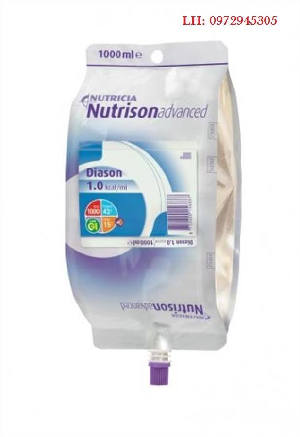 Nutrison advanced Diason mua ở đâu, giá bao nhiêu?