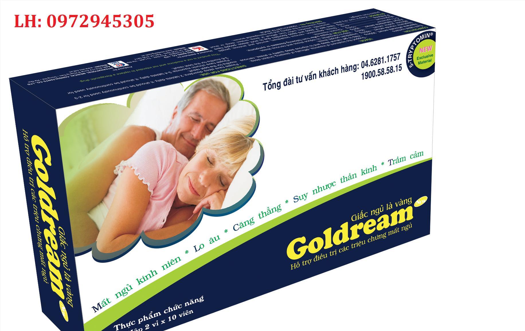 Thuốc Goldream mua ở đâu, thuốc Goldream giá bao nhiêu?