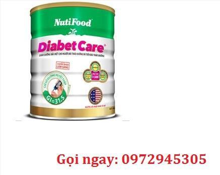 Sữa DiabetCare cho bệnh nhân tiểu đường mua ở đâu?
