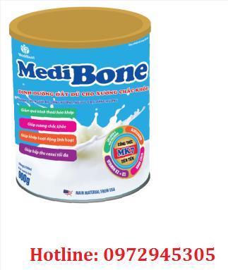 Sữa MediBone ngăn ngừa loãng xương mua ở đâu?