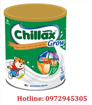 Sữa Chillax Grow mua ở đâu, giá bao nhiêu?