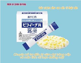Men vi sinh Nhật Bản Bifina giá bao nhiêu, mua ở đâu?