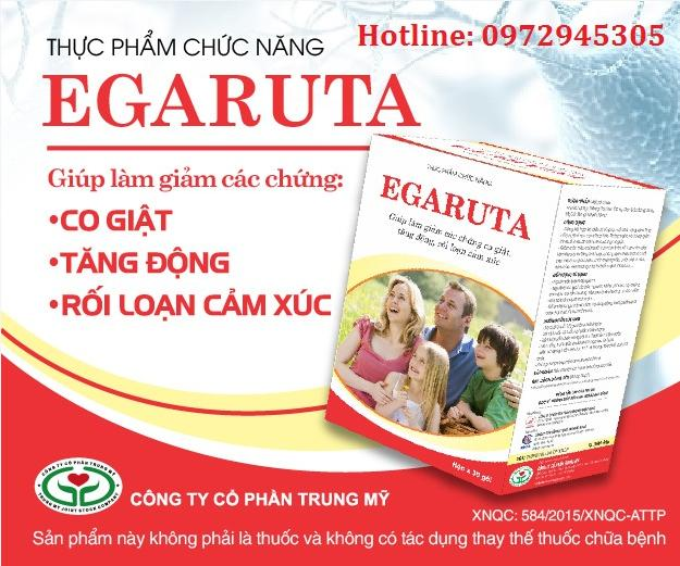 TPCN Egaruta mua ở đâu, giá bao nhiêu?