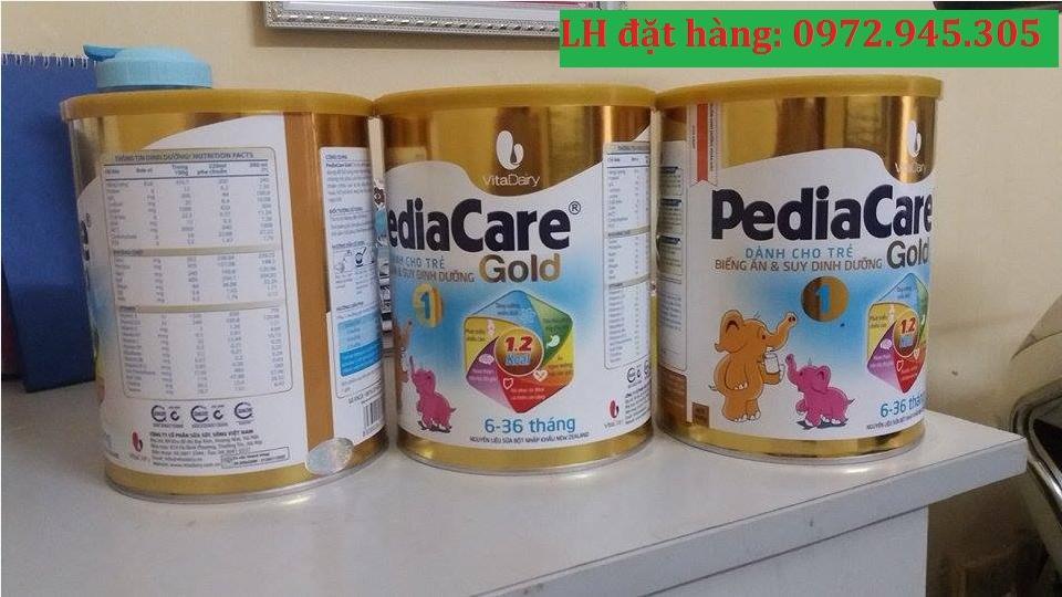 Sữa Pediacare mua ở đâu,giá bao nhiêu?
