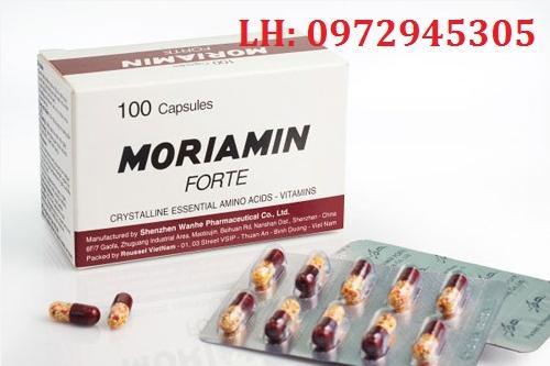 Thuốc Moriamin Forte mua ở đâu, giá bao nhiêu?