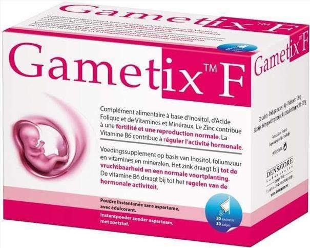 Thuốc Gametix F mua ở đâu, thuốc điều trị vô sinh, hiếm muộn nữ Gametix F giá bao nhiêu?