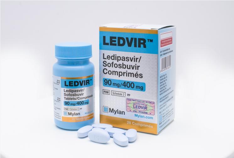 Thuốc Ledvir mua ở đâu, thuốc Ledvir giá bao nhiêu?
