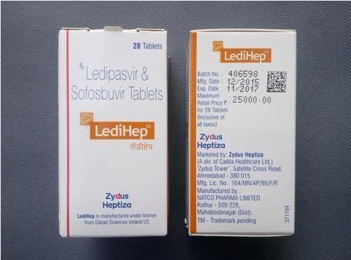 Thuốc Ledihelp điều trị viêm gan c mua ở đâu, thuốc Ledihelp hàng xách tay giá bao nhiêu?