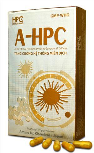 Thuốc AHPC hoạt chất AHCC mua ở đâu giá bao nhiêu?