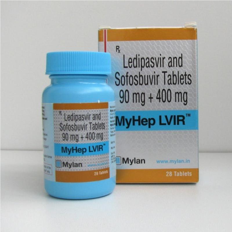Thuốc Myhep LVIR điều trị viêm gan C mua ở đâu, giá bao nhiêu?