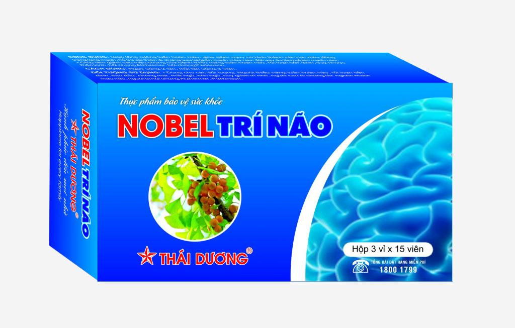 Thuốc Nobel trí não mua ở đâu giá bao nhiêu, viên uống Nobel trí não Sao Thái Dương, Nobel trí não có tốt không?