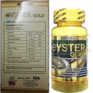 OYSTER GOLD USA TĂNG CƯỜNG SINH LÝ NAM, OYSTER GOLD USA CHÍNH HÃNG
