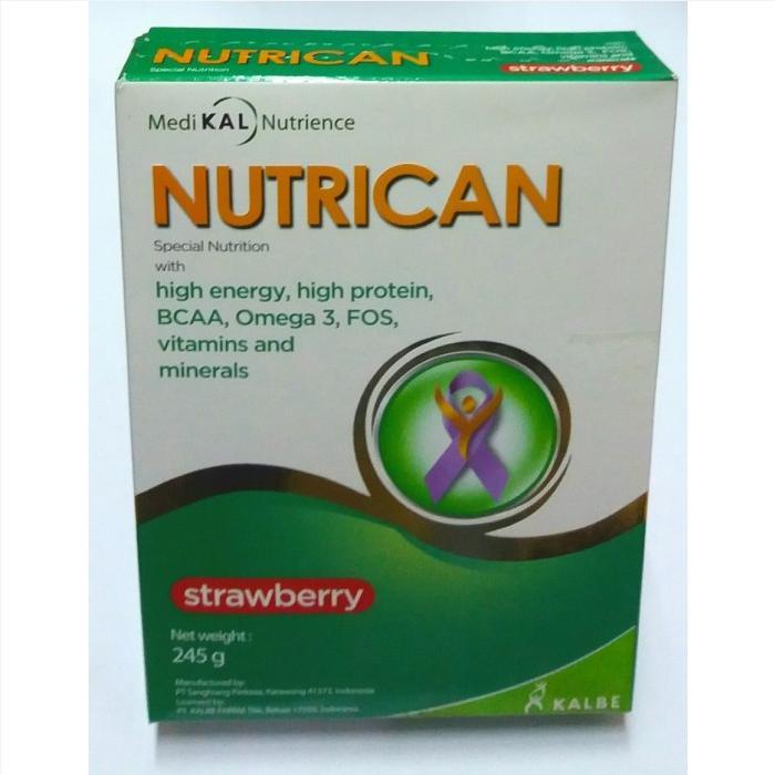 Sữa Nutrican giá bao nhiêu, sữa Nutrican mua ở đâu, sữa Nutrican cho bệnh nhân ung thư?