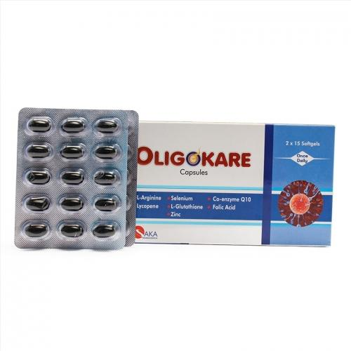 Thuốc Oligokare giá bao nhiêu, mua ở đâu?