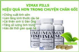 Thuốc Vimax pills mua ở đâu, giá bao nhiêu?