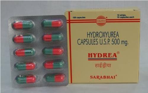 Thuốc Hydrea (Hydroxycarbamide) 500mg mua ở đâu giá bao nhiêu?