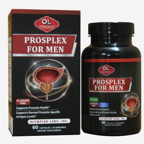 2018 Prosplex For Men chính hãng mua ở đâu, Prosplex For Men điều trị tuyến tiền liệt