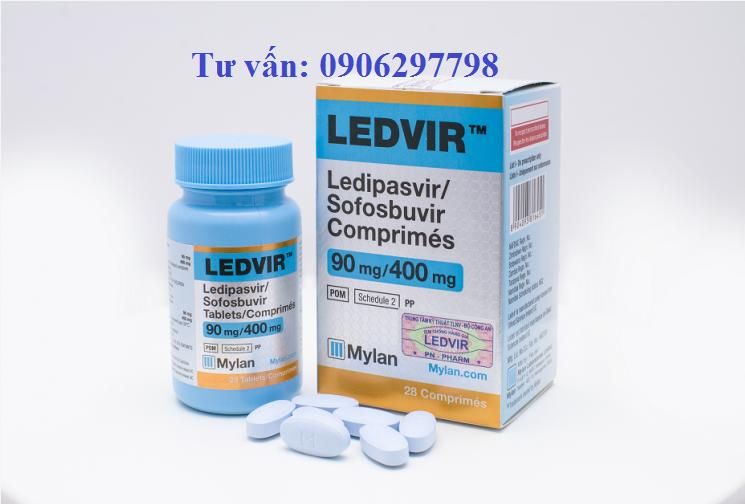 Thuốc Ledvir giá bao nhiêu mua ở đâu?