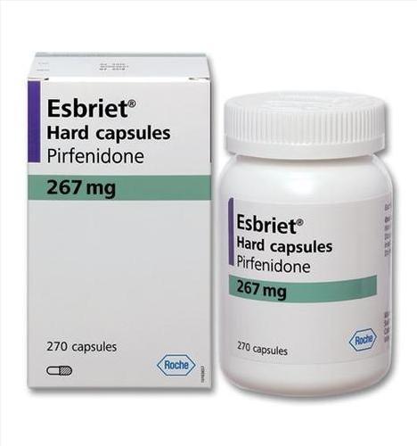 Thuốc Esbriet mua ở đâu, Thuốc Esbriet  giá bao nhiêu