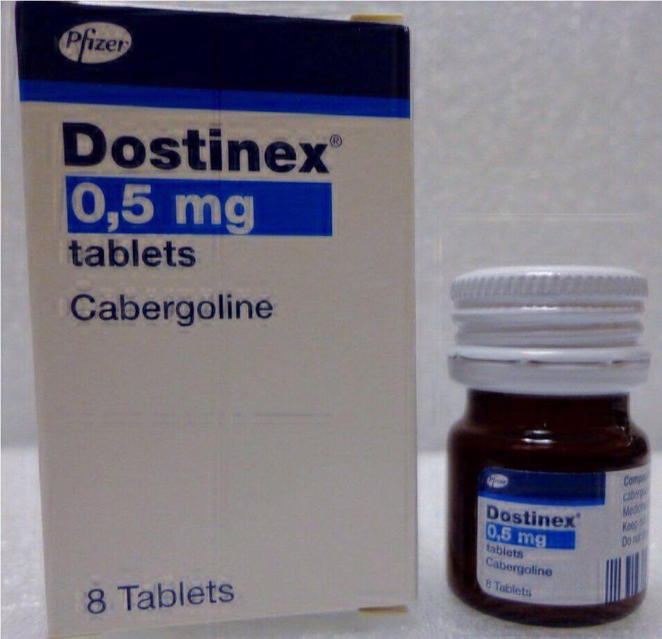 Thuốc Dostinex 0.5mg mua ở đâu, thuốc Dostinex giá bao nhiêu