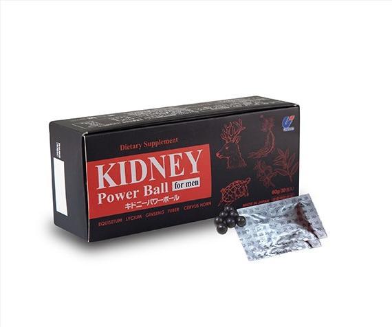 Thuốc Kidney Power Ball mua ở đâu, giá bao nhiêu?