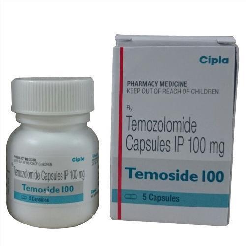 Thuốc Temoside Temozolomide(100 Mg) mua ở đâu giá bao nhiêu?