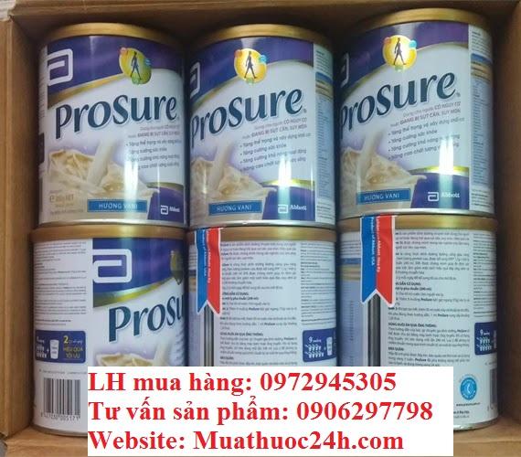 sữa prosure