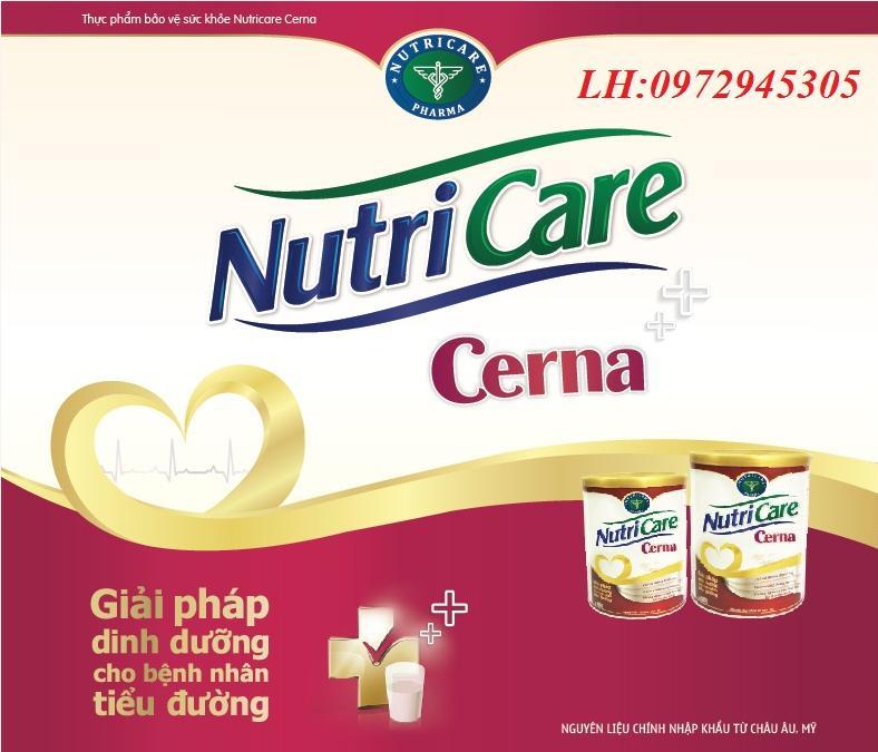 Sữa Nutricare cerna cho bệnh nhân tiểu đường mua ở đâu?