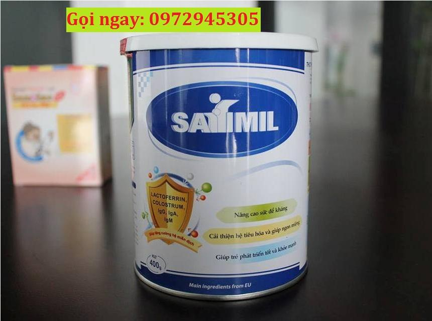 Sữa Safimil mua ở đâu, giá bao nhiêu?