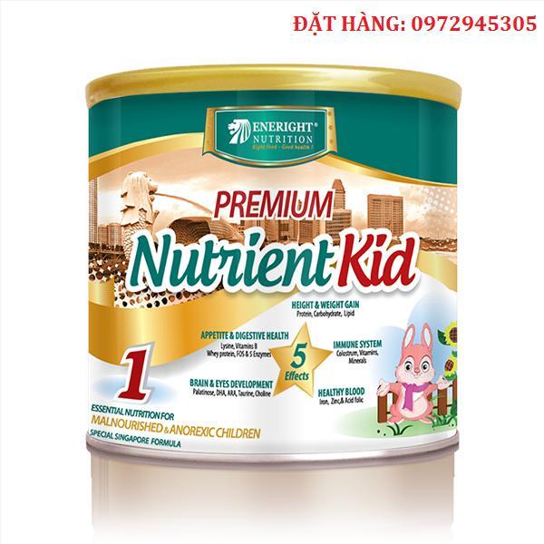 Sữa Nutrient kid mua ở đâu, sữa Premium, Nutrient kid giá bao nhiêu?