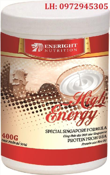 Sữa High Energy  mua ở đâu, giá bao nhiêu?
