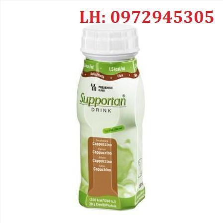 Sữa Supportan Drink cho bệnh nhân ung thư mua ở đâu, giá bao nhiêu?