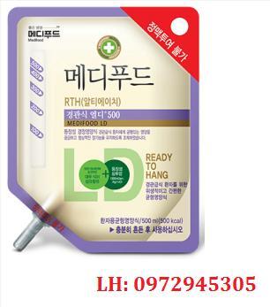 Dịch truyền ăn xông Medifood RTD Glutrol 500 cho bệnh nhân tiểu đường mua ở đâu, dinh dưỡng y học Medifood RTD Glutrol 500 giá bao nhiêu?