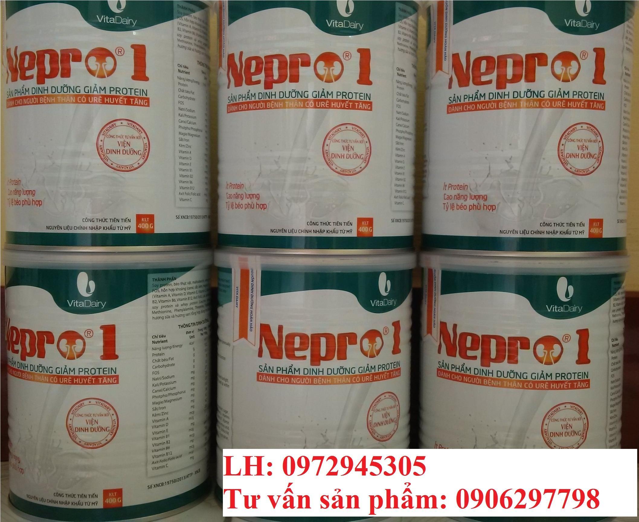 Sữa Nepro 1 cho bệnh nhân suy thận mua ở đâu, sữa Nepro 1 giá bao nhiêu?