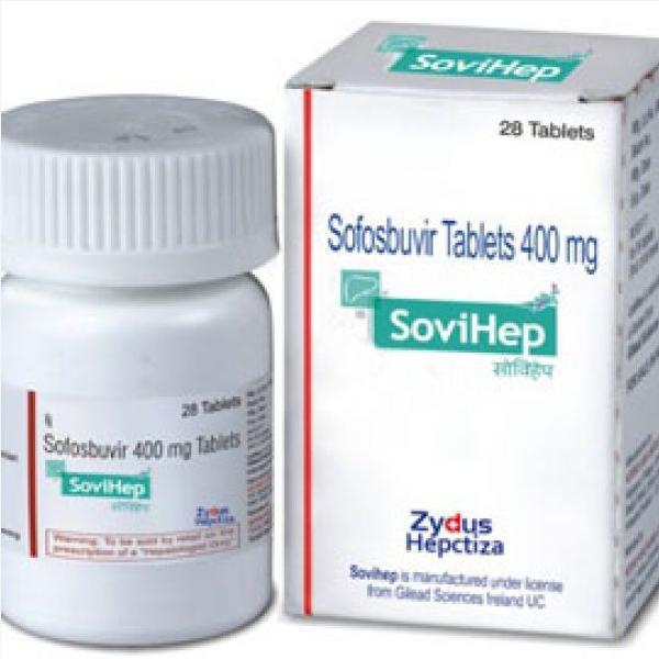 Thuốc Sovihep điều trị viêm gan C mua ở đâu giá bao nhiêu