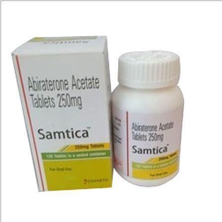 Thuốc Samtica Abiraterone acetate  250mg mua ở đâu giá bao nhiêu