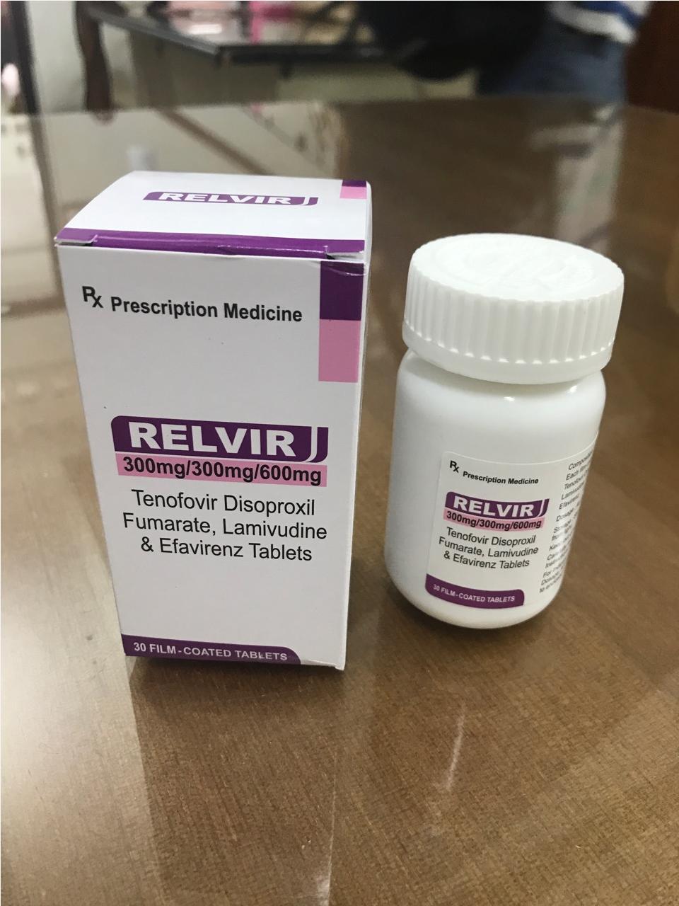 Thuốc Relvir ARV thuốc Pep chống phơi nhiễm  mua ở đâu giá bao nhiêu?