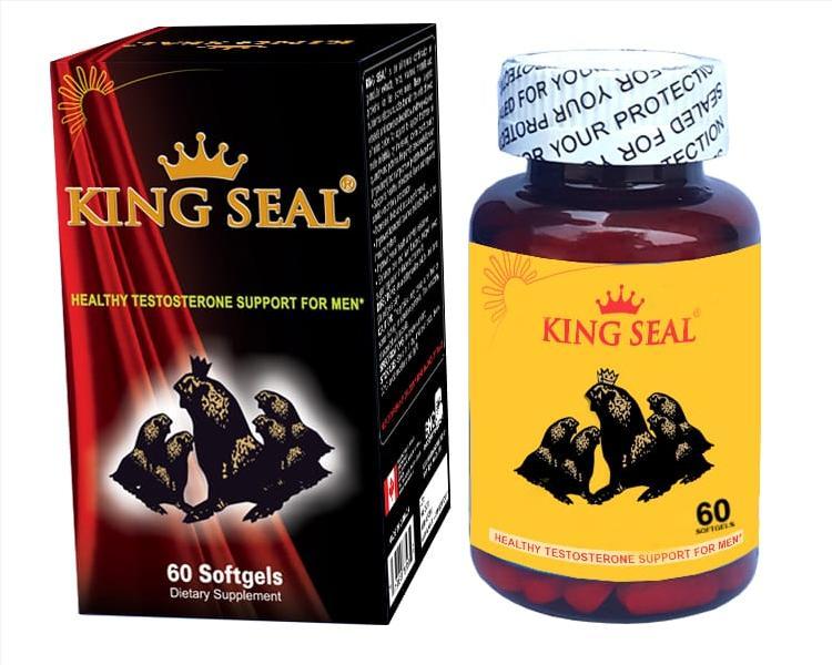 KING SEAL MUA Ở ĐÂU CHÍNH HÃNG, GIÁ BAO NHIÊU